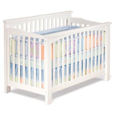 Atlantic Furniture Columbia 4-in-1 Convertible Crib Set