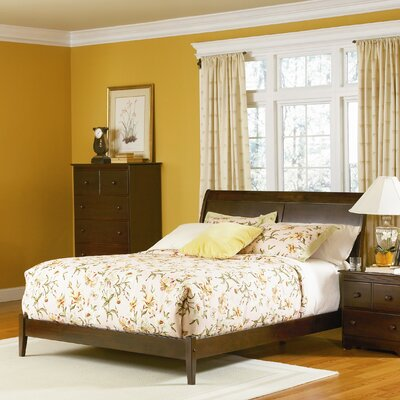 Atlantic Furniture Bordeaux Platform Bed