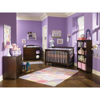Columbia 4-in-1 Convertible Crib Set