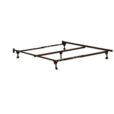Urban Lifestyle Metal Bed Frame Queen Single Ends