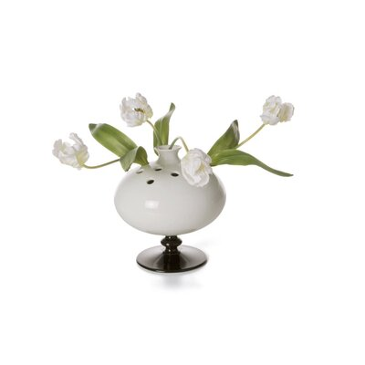 Moooi Delft Blue Vase 12 in White