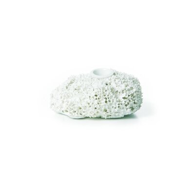 Moooi Sponge Vase in White