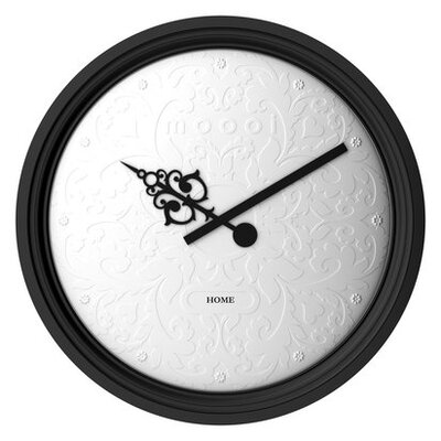 "Moooi 7.9"" Big Ben Wall Clock"
