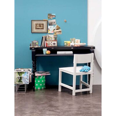 "Moooi 29.92"" 2 Tops Writing Desk"