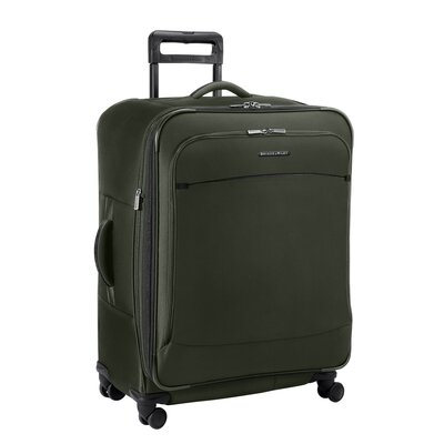 "Briggs & Riley Transcend 27"" Large Expandable Spinner Suitcase"