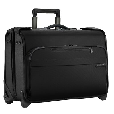 "Briggs & Riley Baseline Carry-On 14.5"" Wheeled Garment Bag"