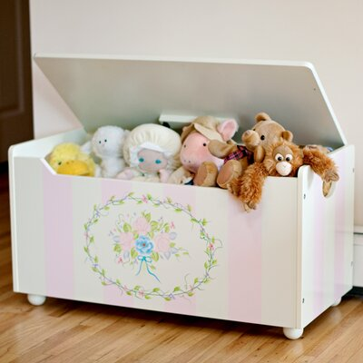 Bouquet Girl's Toy Box