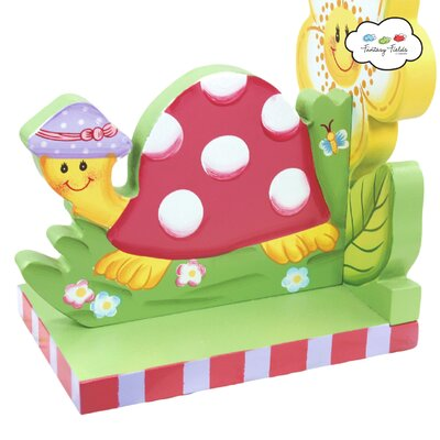Teamson Kids Magic Garden Book End