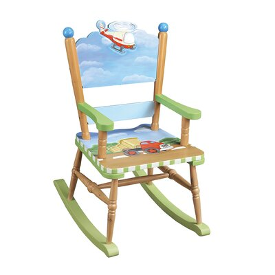 Teamson Kids Transportation Kid's Rocking Chair