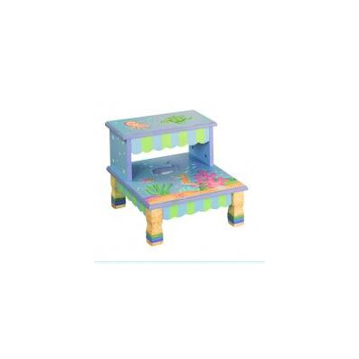 Under the Sea Step Stool