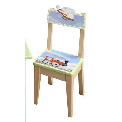 Teamson Kids Transportation Kid's Desk Chair (Set of 2)