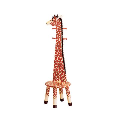 Teamson Kids Safari Animal Kid's Stool