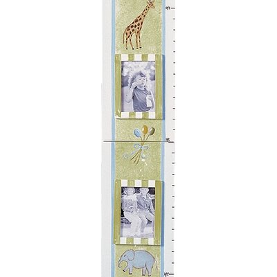 Teamson Kids Alphabet Photo Frame Growth Chart