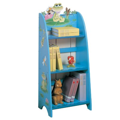 Teamson Kids Froggy Book Case