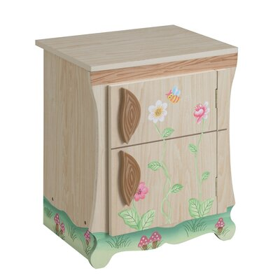 Teamson Kids Enchanted Forest Kitchen – Fridge