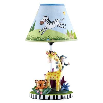 Teamson Kids Sunny Safari Table Lamp