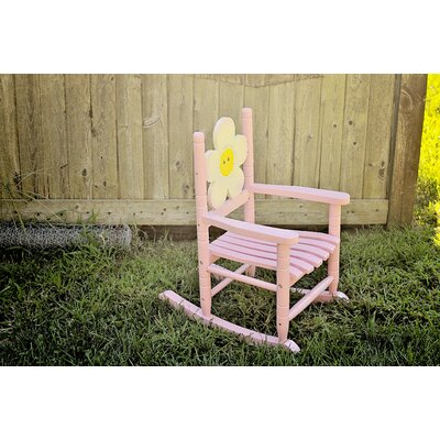 Teamson Kids Flower Kid's Rocking Chair
