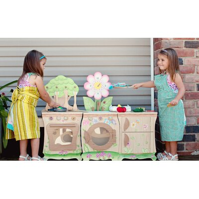 Teamson Kids Enchanted Forest Kitchen – Stove