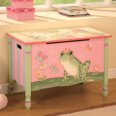 Magic Garden Toy Box