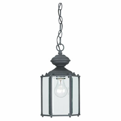 Sea Gull Lighting Classic 1 Light Outdoor Pendant