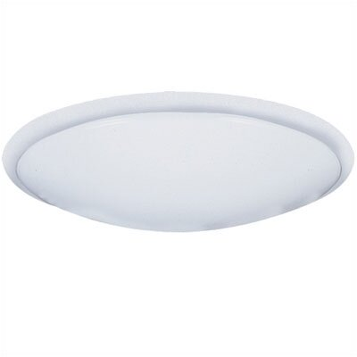 "Sea Gull Lighting 3.75"" Compact Fluorescent Flush Mount"