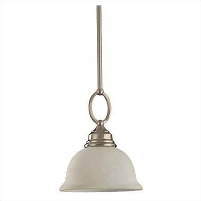 Serenity 1 Light Fluorescent Mini Pendant