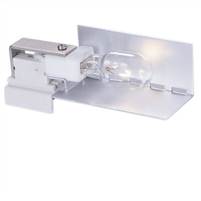 Sea Gull Lighting Ambiance LX White Linear Track Lighting Lampholder
