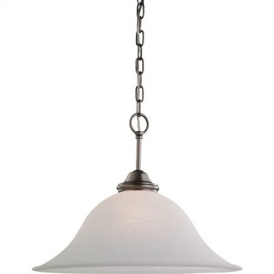 Sea Gull Lighting Rialto 1 Light Pendant