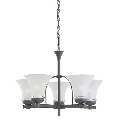Sea Gull Lighting Newport 5 Light Chandelier