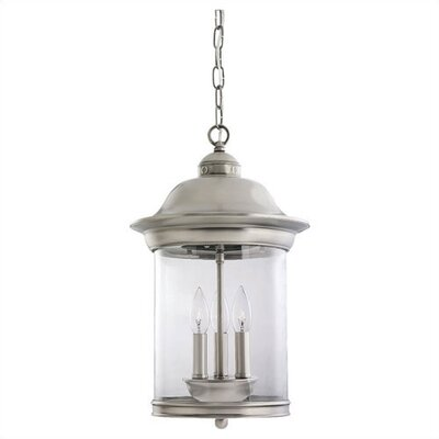Hermitage 3 Light Foyer Pendant