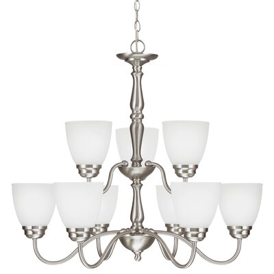 Northbrook 9 Light Chandelier