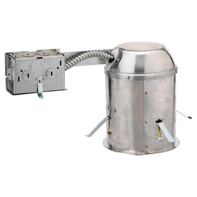 "Sea Gull Lighting 5"" Line Voltage Remodel IC Airtight Housing"