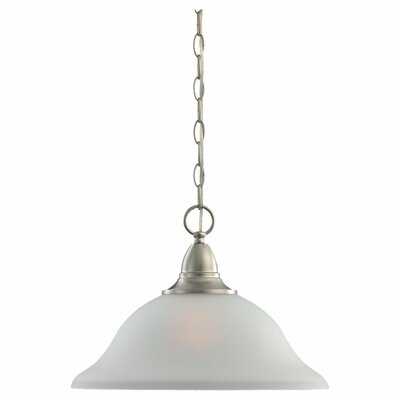 Sea Gull Lighting Albany 1 Light Downlight Pendant