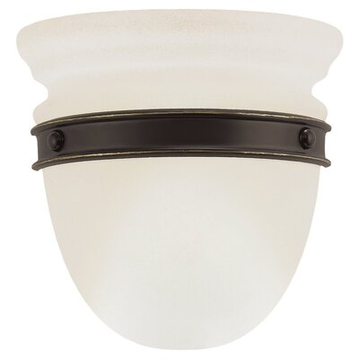 Sea Gull Lighting Trenton 1 Light Wall Sconce