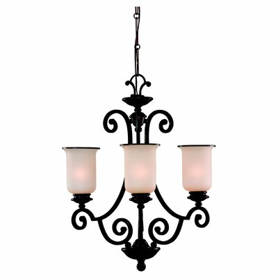 Acadia 3 Light Mini Chandelier