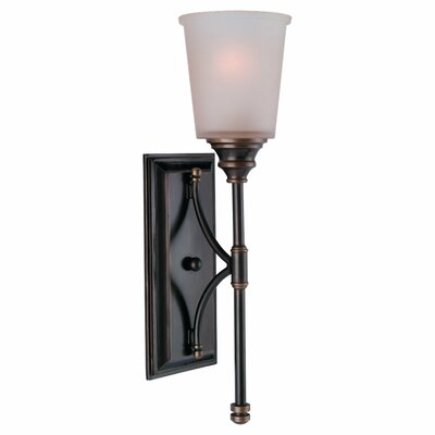 Sea Gull Lighting Warwick 1 Light Wall Sconce
