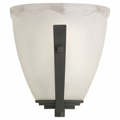 Sea Gull Lighting 59th Street 1 Light Wall Sconce