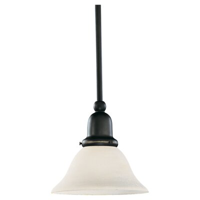 Sea Gull Lighting Sussex 1 Light Mini Pendant