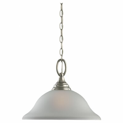 Sea Gull Lighting Wheaton 1 Light Pendant