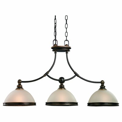 Sea Gull Lighting Warwick Kitchen Island Pendant Light