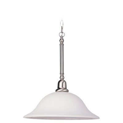 Sea Gull Lighting Sussex 3 Light Inverted Pendant