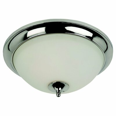 Sea Gull Lighting Solana 2 Light Flush Mount