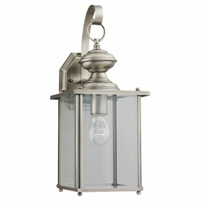 Sea Gull Lighting Jamestowne Outdoor Wall Lantern