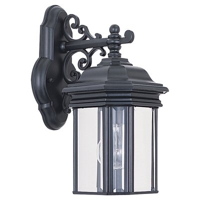 Sea Gull Lighting Hill Gate 1 Light Outdoor Wall Lantern