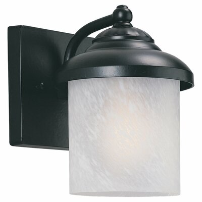 Sea Gull Lighting Yorktowne 1 Light Outdoor Wall Lantern