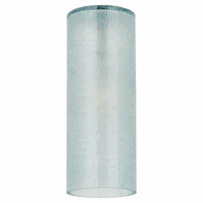 """Sea Gull Lighting 2.75"""" Flute Glass Drum Shade"""