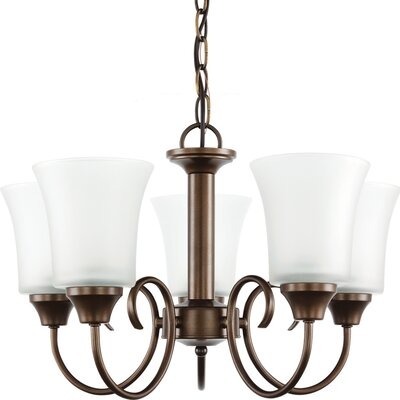 Holman 5 Light Chandelier