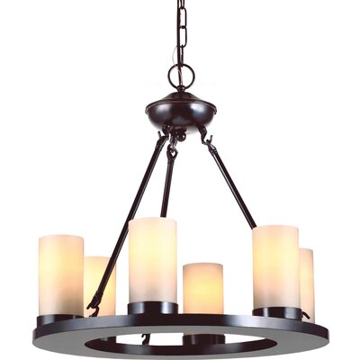 Ellington 6 Light Chandelier
