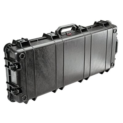 "Pelican Products Weapons Case with Foam: 38.12"" x 16"" x 6.12"""