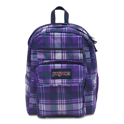 Digital Student Checker Backpack